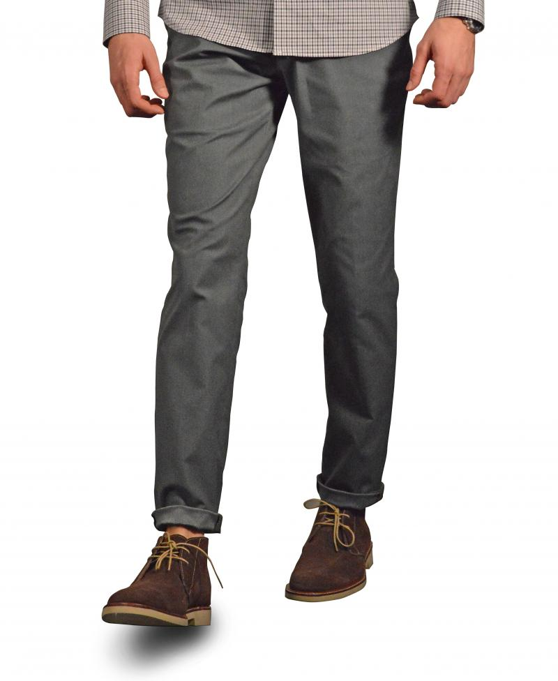 Green Washed Chino